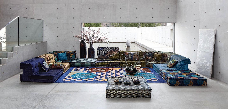 Текстиль и керамика Кензо Такады для Roche Bobois