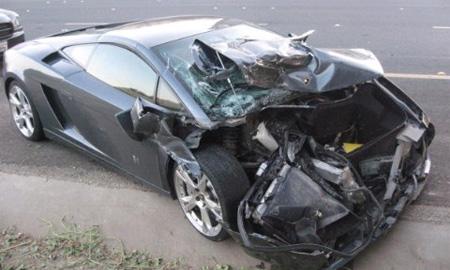 Депутат разбился насмерть на Lamborghini