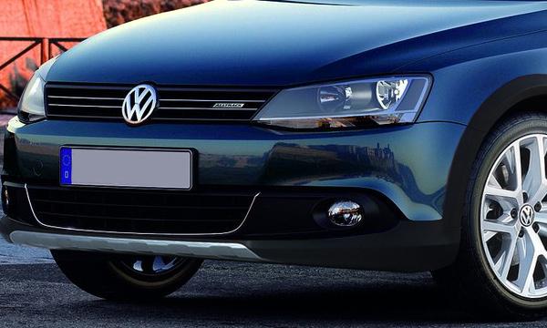 Volkswagen Jetta Alltrack появится через год