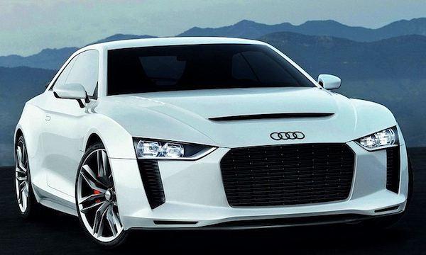 Audi Sport Quattro отправят в серию через год