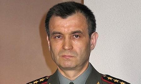 Министр внутренних дел Рашид Нургалиев