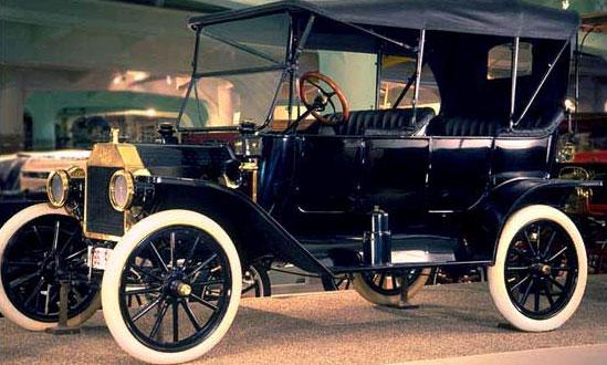 Ford отмечает день рождения первого серийного автомобиля