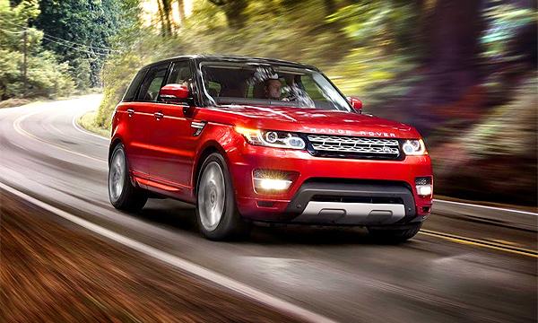 Названа дата старта продаж нового Range Rover Sport