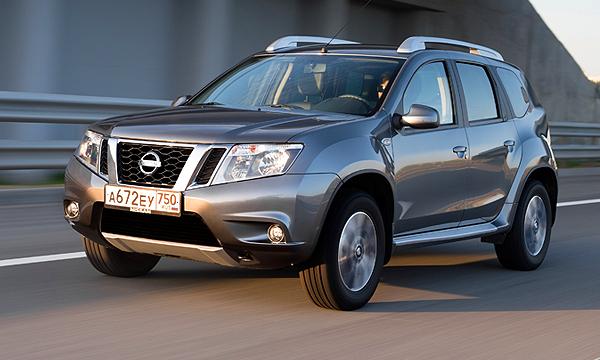 Nissan Terrano: комфорт недорого
