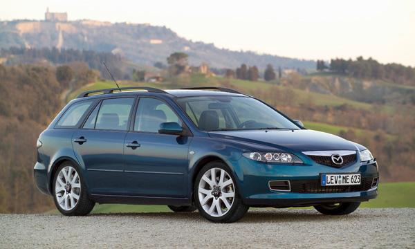 Mazda6 обновили полным приводом