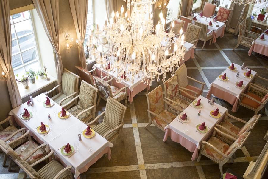 Ресторан Villa Rossa
