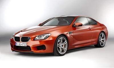 Новые купе и кабриолет BMW M6 приедут в Россию в июне