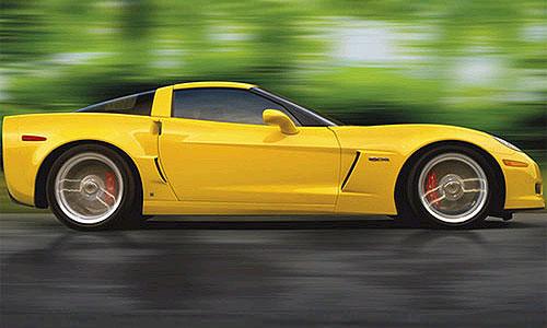 Corvette SS  если и появится, то в 2008 году