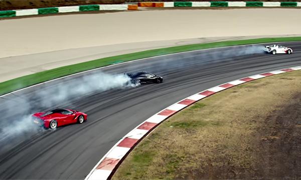 Названа даты премьеры нового автомобильного шоу Джереми Кларксона