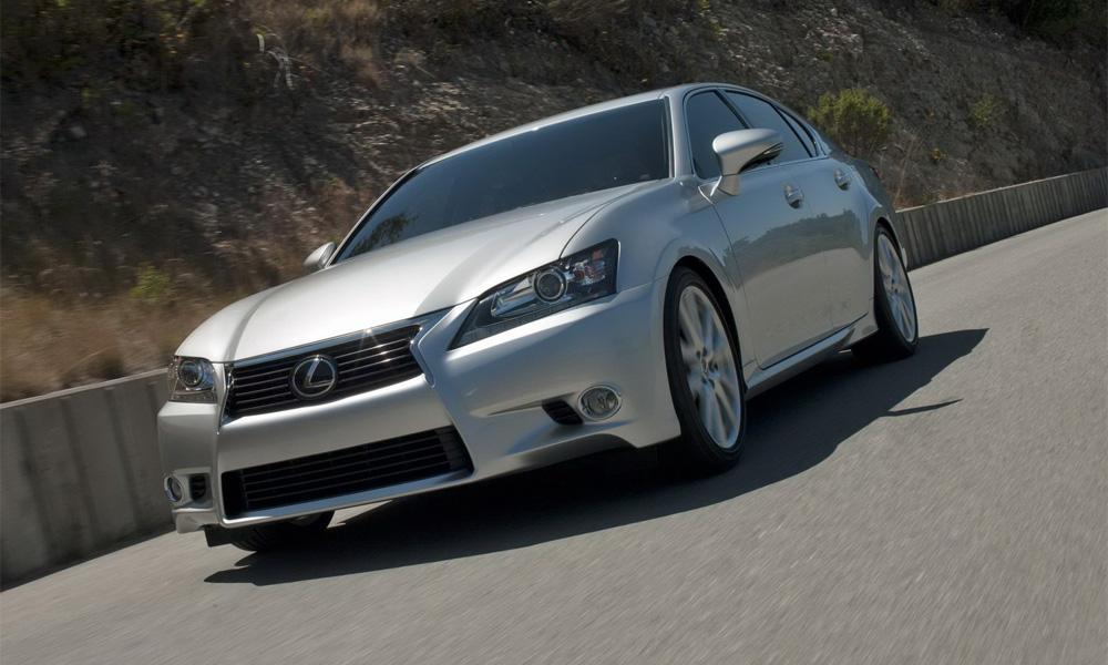 Новый Lexus GS получил доступную версию