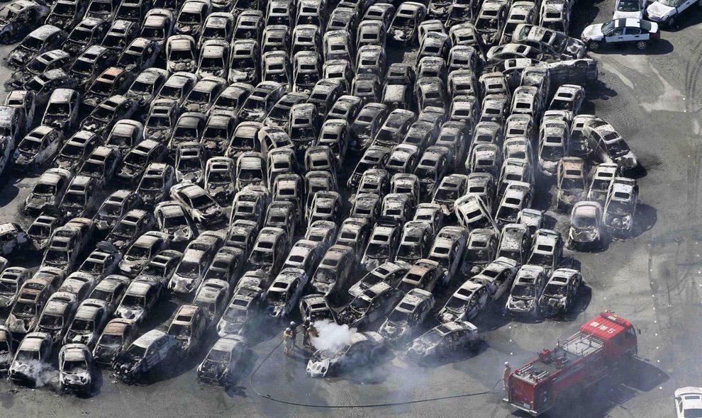Из-за катастрофы в Японии мир недополучит 3,5 млн автомобилей