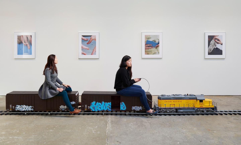 Жозефин Прайд. Выставка «Lapses In Thinking By the person i Am» в Сан-Франциско, 2015
