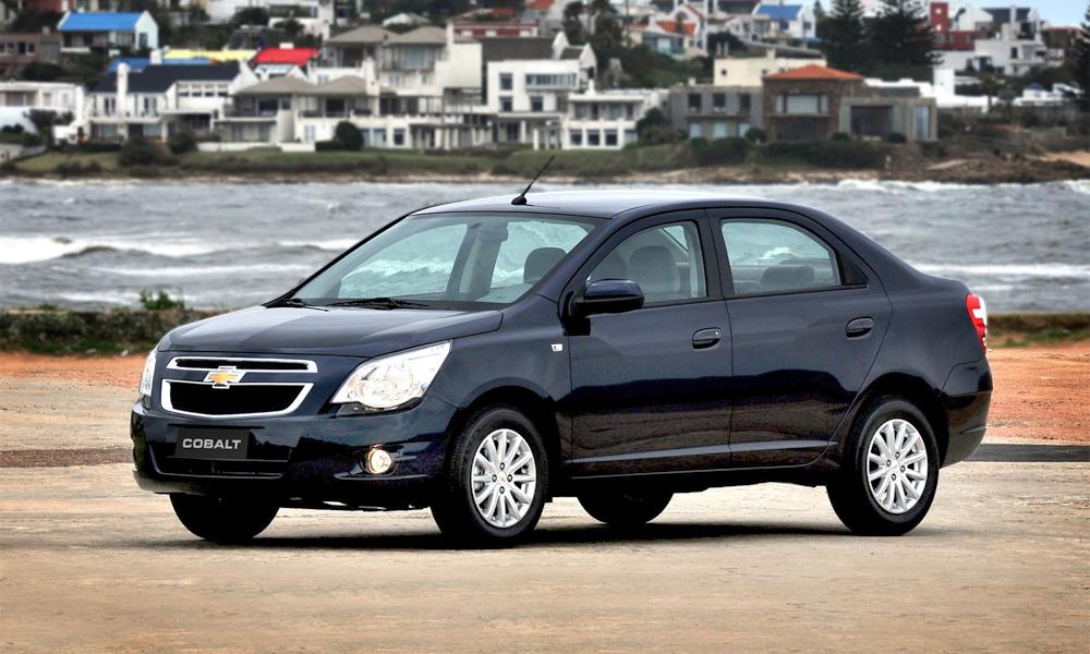 Chevrolet Cobalt задавит конкурентов размерами
