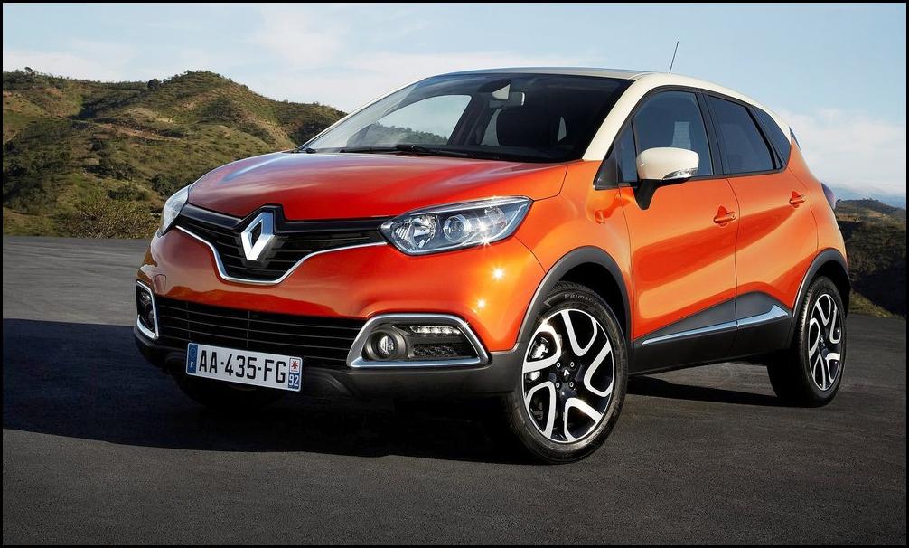 Renault Captur: ни один Clio не пострадал