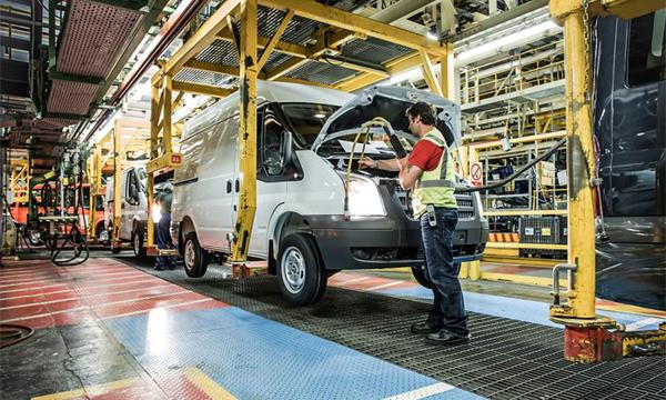 Ford перенес завод из Великобритании в Турцию