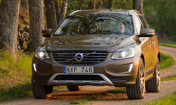 Volvo начала производство XC60 в Китае