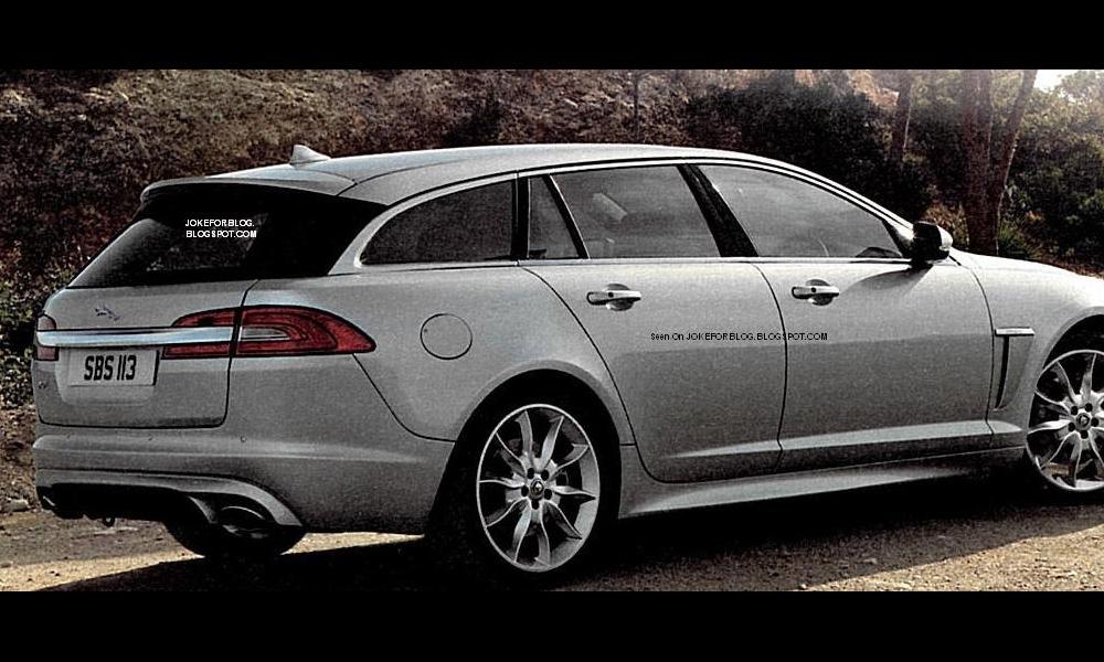 Jaguar XF Sportbrake: универсал для аристократов