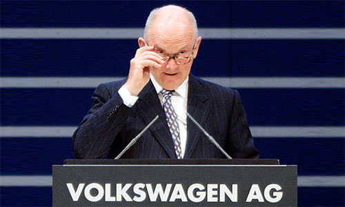 Глава наблюдательного совета Volkswagen Фердинанд Пих