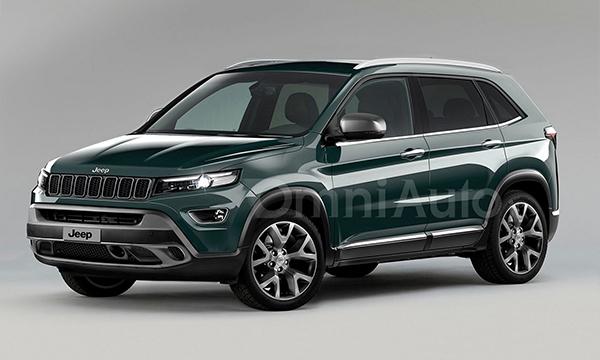 Названа дата премьеры нового компактного кроссовера Jeep
