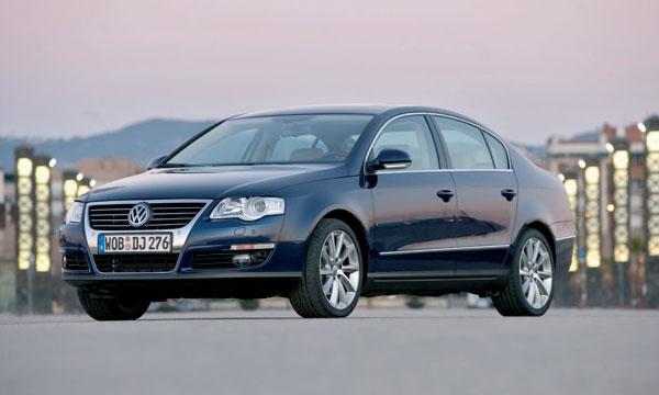 Начались российские продажи Volkswagen Passat 4MOTION