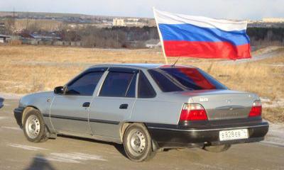 Россияне выбирают иномарки