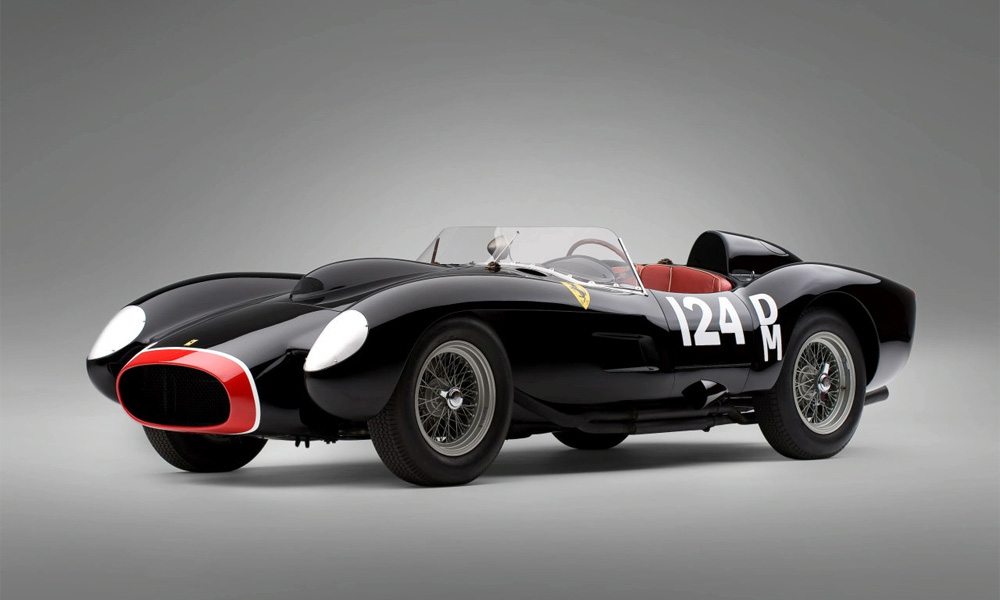 Ferrari 250 Testa Rossa Spider 1957 года выпуска
