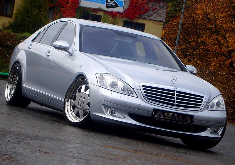Mercedes-Benz Asma S