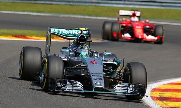 Новый старт. Формула-1 вернулась из отпуска в Бельгии