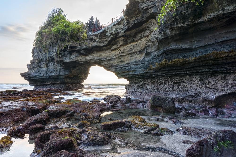 Batu Bolong пляж Бали