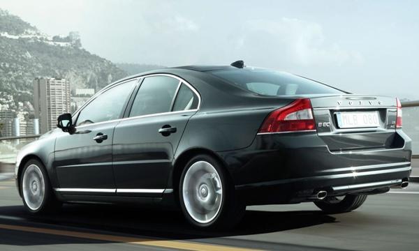 Volvo выпустит представительский седан