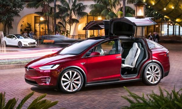 Кроссоверу Tesla Model X увеличили запас хода