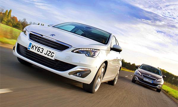 Шальные кнопки: Peugeot 308 и другие технологичные хэтчи