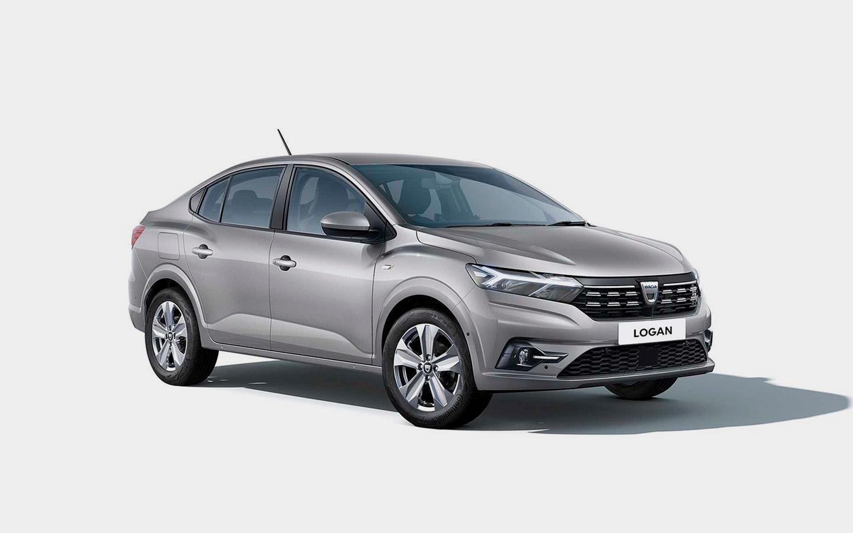 Renault представила новое поколение Logan иSandero
