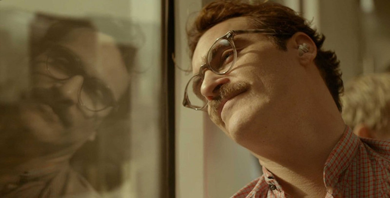 Кадр из фильма«Она»
