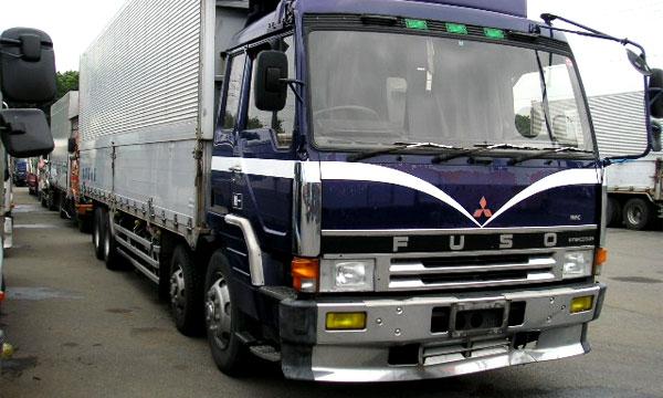 Mitsubishi объявила об отзыве 56 000 грузовиков в Японии