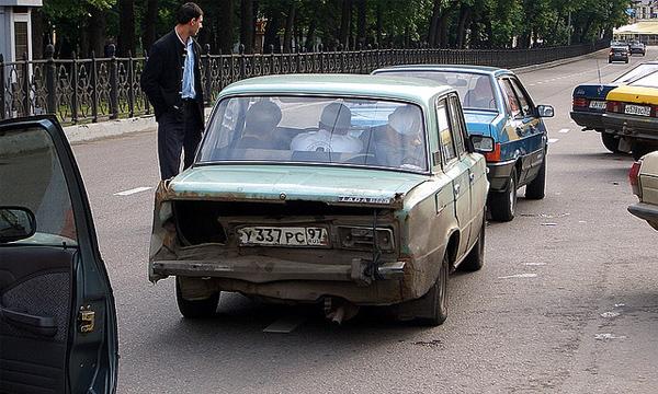 В Москве проводят рейд против нелегальных таксистов