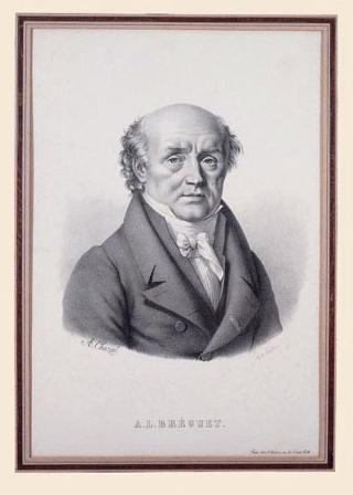Абрахам-Луи Бреге