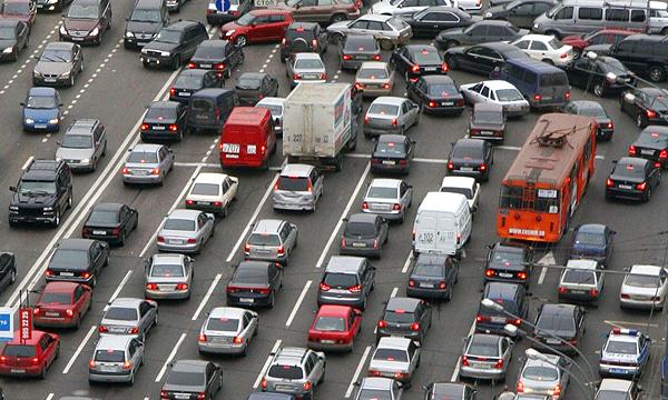 Сколько машин уничтожить, чтобы спасти Москву