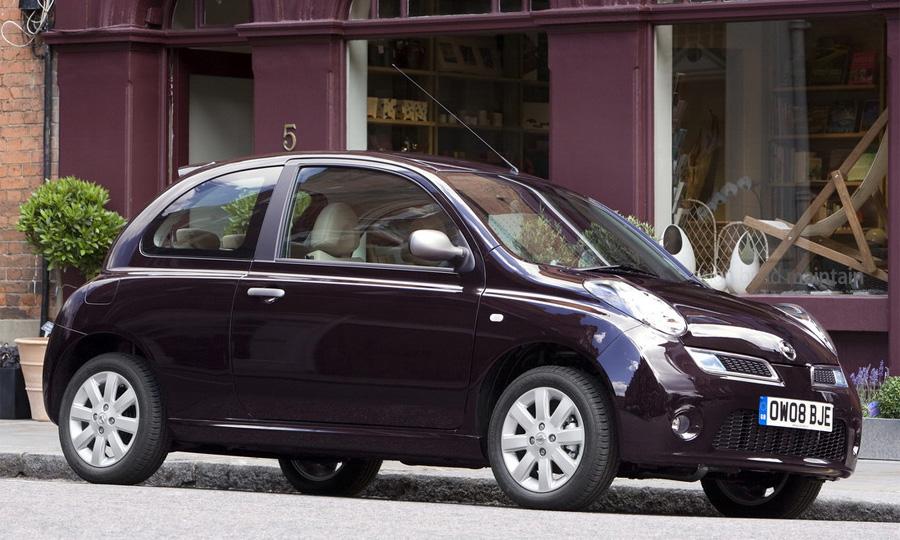 Nissan представляет юбилейную спецверсию Micra