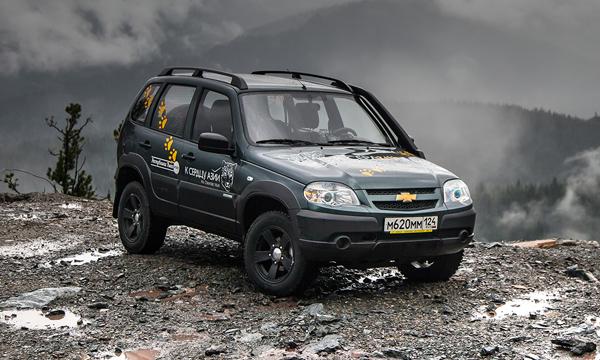 GM-АвтоВАЗ сделал Chevrolet Niva безопаснее