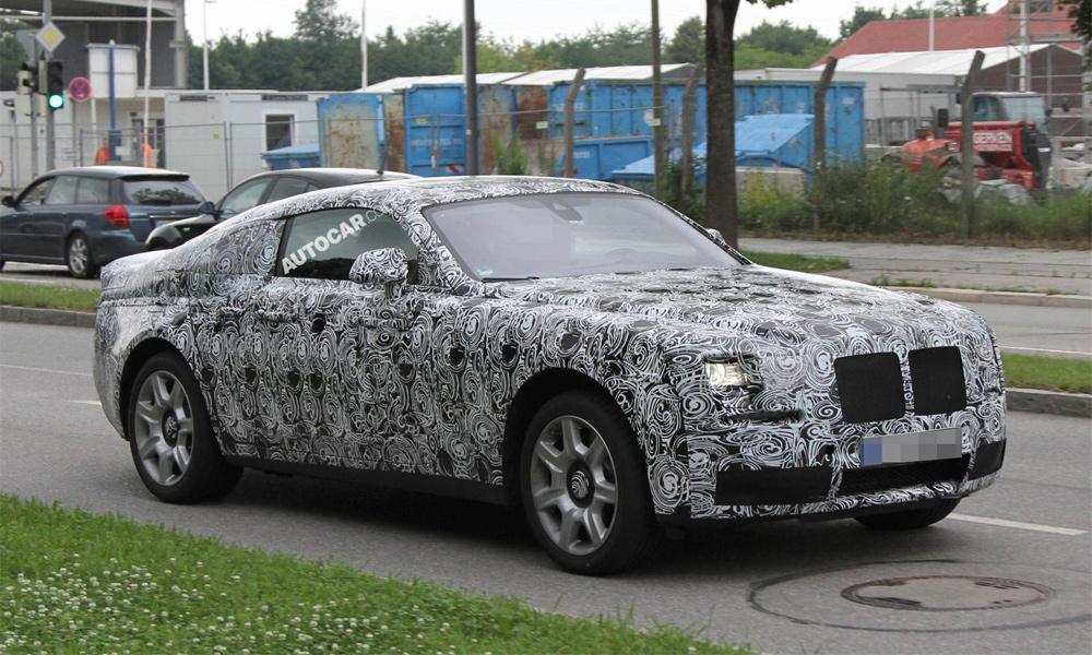 Rolls-Royce Ghost купе