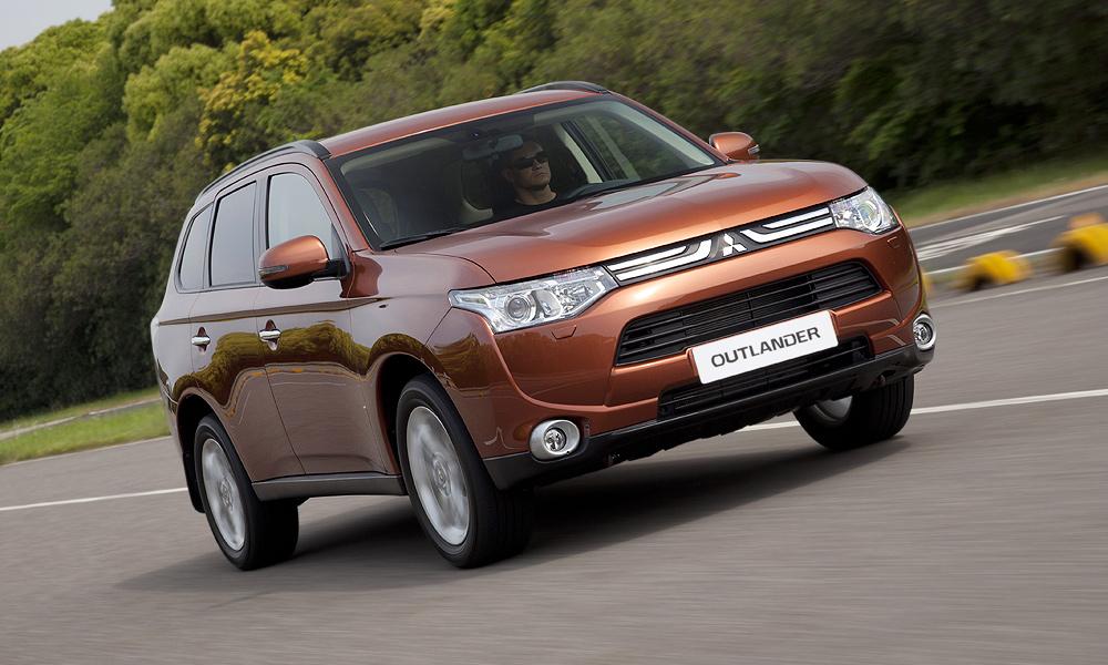 Mitsubishi Outlander российской сборки появится в продаже в январе
