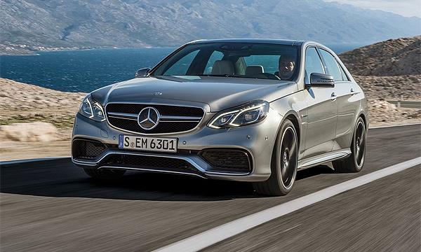 Mercedes планирует выпустить новые модели в версиях AMG