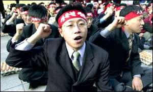 Работники SsangYong продолжают забастовку