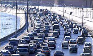 Столичный автопарк будут насильно сокращать