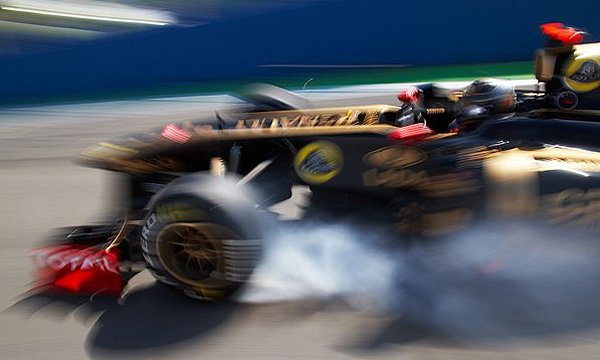 Формула-1 2012: На старте нового сезона