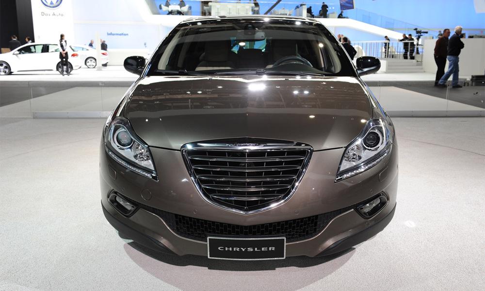 Chrysler поглотит итальянскую Lancia
