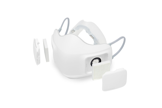 Маска PuriCare Wearable Air Purifier, LG