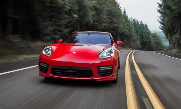 Porsche разрабатывает новый седан
