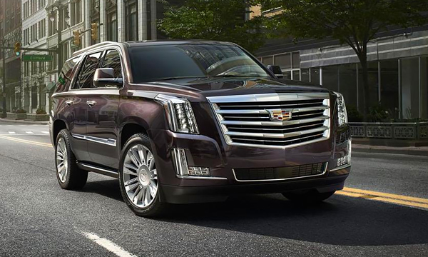 Cadillac рассказал о новом Escalade